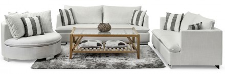 Johanna 3-sits soffa