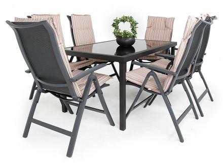 Kinna matbord med Mölndal positionsstol