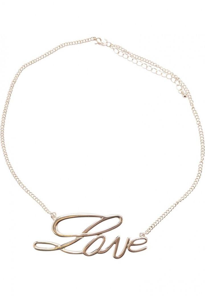 Love Statement Necklace MAM15