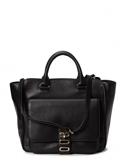 Manon Tote M Leather
