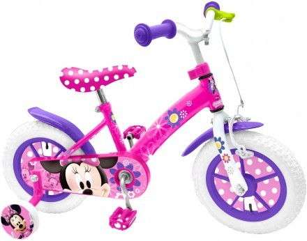 Minnie Mouse, Cykel, 12''