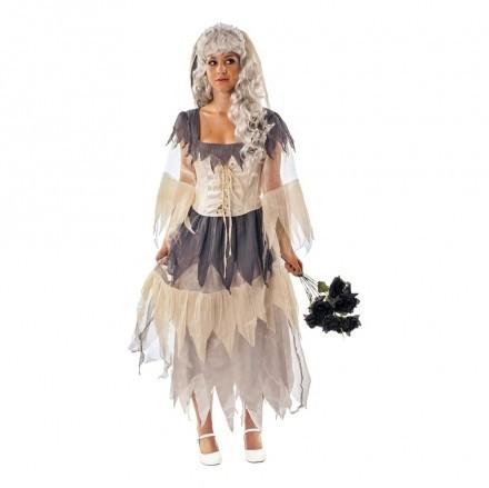 Miss Havisham Maskeraddräkt