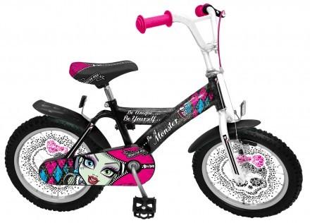 Monster High, Cykel, 16''