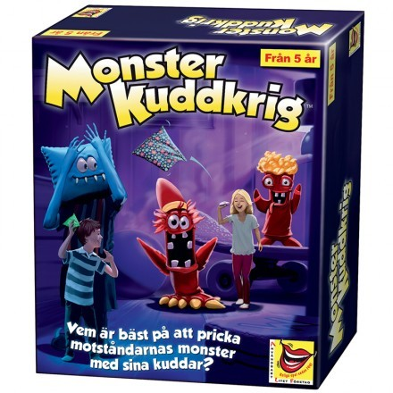 Monster Kuddkrig