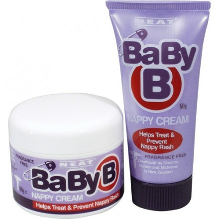 Neat BaBy B Nappy Cream - 50 g