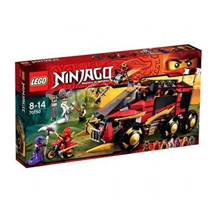 Ninja DB X, Lego Ninjago