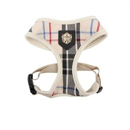 PUPPIA JUNIOR HARNESS A BEIGE S