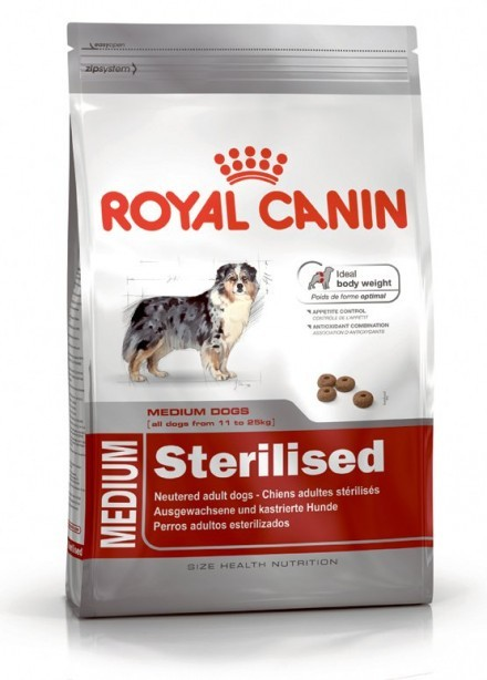 Royal Canin Medium Sterilised 12 kg