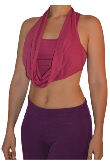 Saraswati singlet rosa