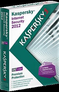 SE - Base - Kaspersky Anti-Virus 2012 - 1PC - 1year - Auto Renewal Service