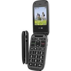 Senior-mobil doro Svart