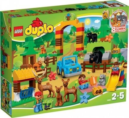 Skog-Park, Lego Duplo Town