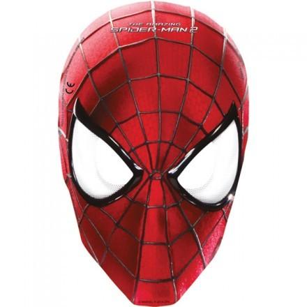 Spider-Man The Amazing 2, Masker 6 st