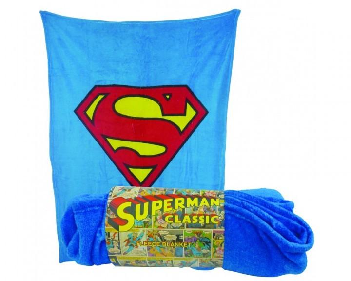 Superman Fleecetäcke