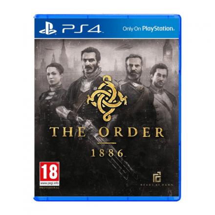 The Order 1886 till PS4