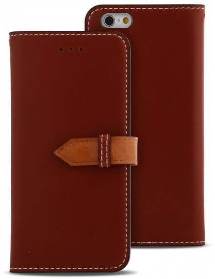 Wetherby Snap Cover (iPhone 6) - Brun