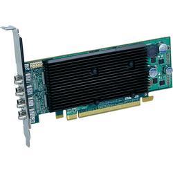 Workstation-grafikkort Matrox M9148 1024 MB DDR2 PCIe x16 DisplayPort