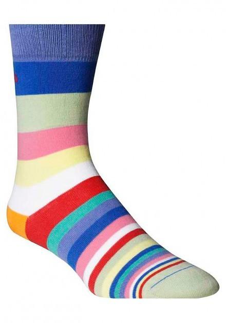 Ankle Socks BB Multi Stripe