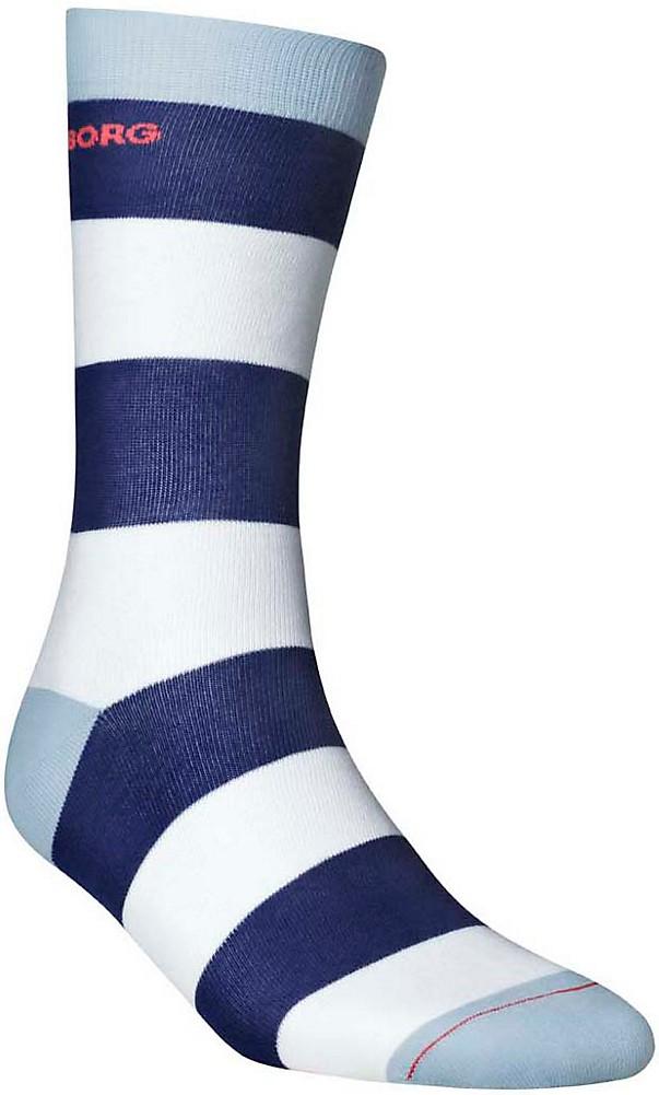 Ankle Socks Block Stripe
