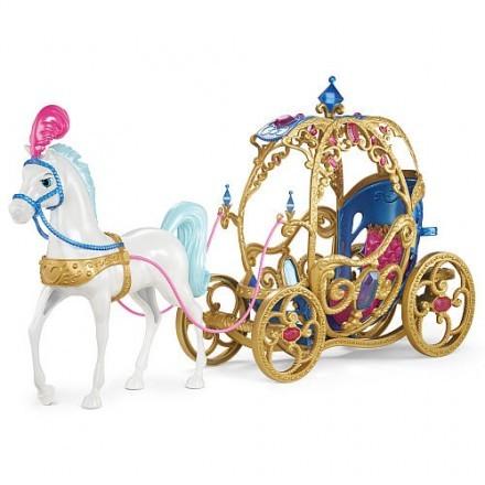 Askungens häst och vagn, Disney Princess