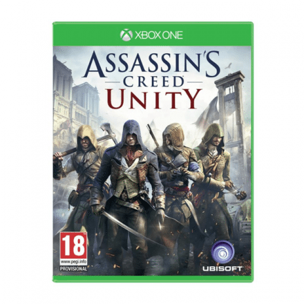 Assassin's Creed Unity till Xbox One