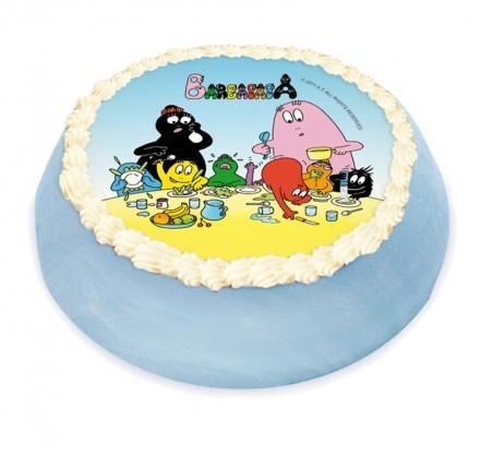 Barbapapa tårta Barbapapa tårta