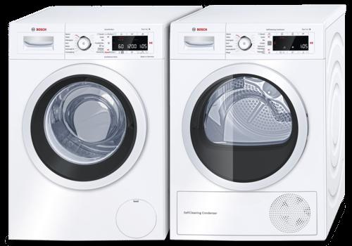 Bosch WAW32568SN+WTW87568SN