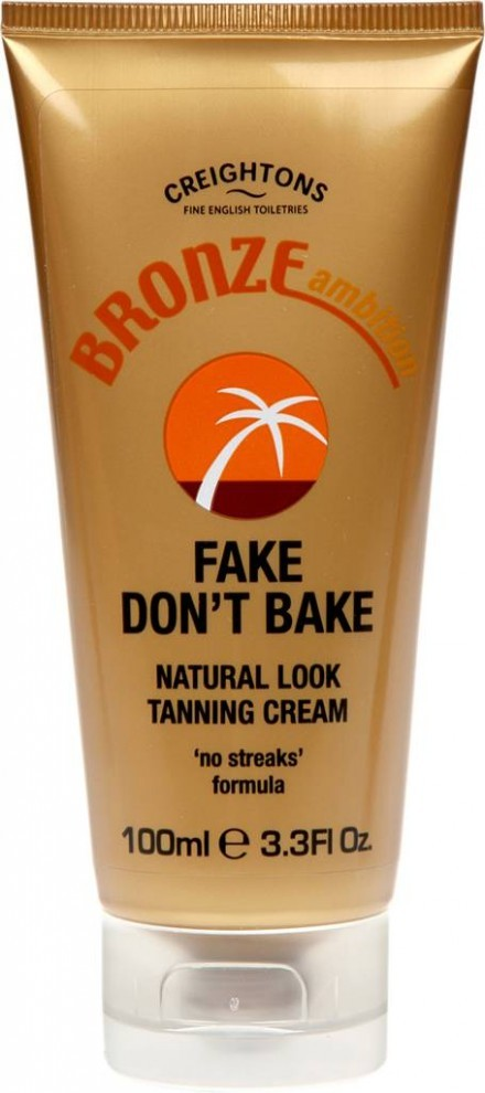 Bronze Ambition Fake Dont Bake Tanning Cream 100ml