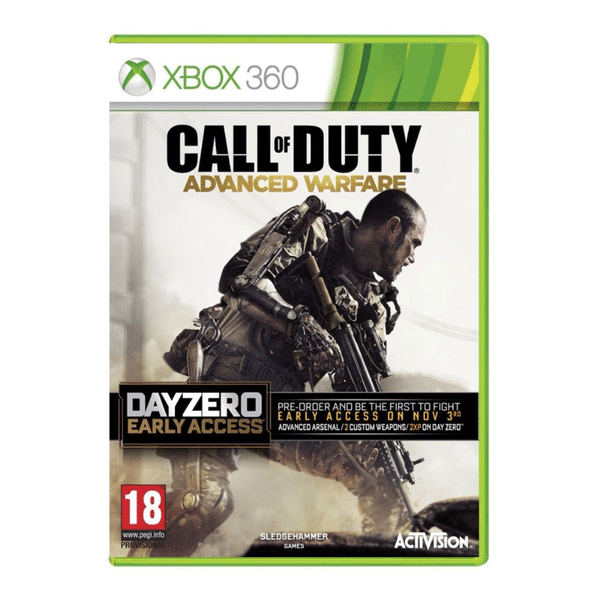 Call of Duty: Advanced Warfare Day Zero Edit