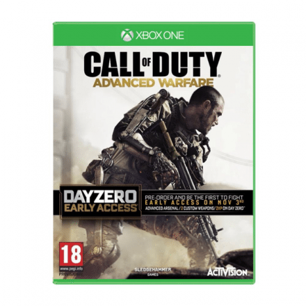 Call of Duty: Advanced Warfare Day Zero Edit till Xbox One