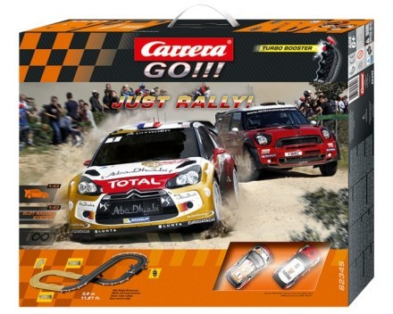 Carrera Go!!! Just Rally