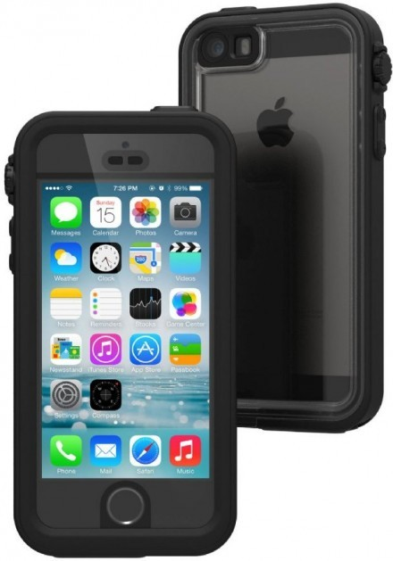 Catalyst Waterproof Case (iPhone 5/5S) - Svart