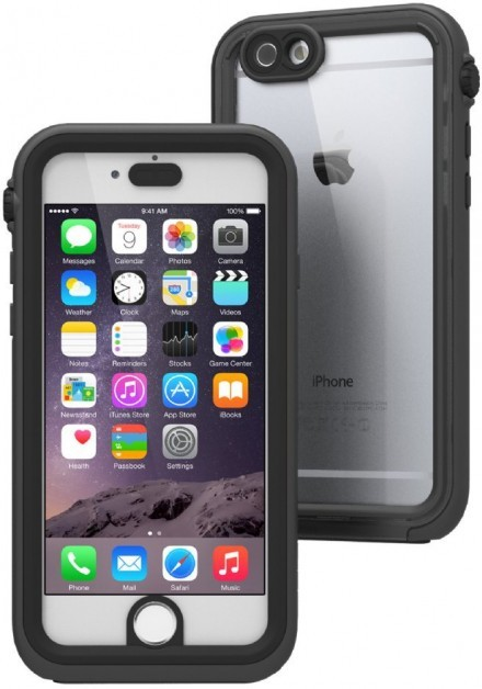 Catalyst Waterproof Case (iPhone 6) - Svart