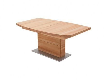 CORATO Förlängningsbart bord B 180 Kärnbok