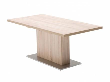 CORNWALL Förlängningsbart bord 180 Ljus ek
