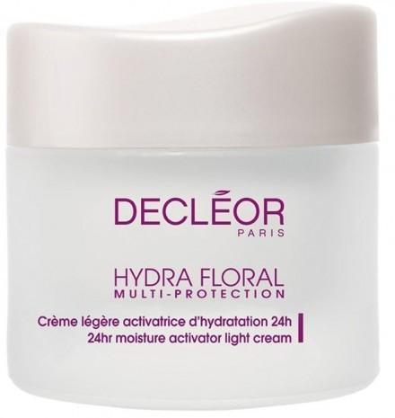Decleor Hydra Floral Multi-Protection 24H Moisture Activator Light Cream 50ml