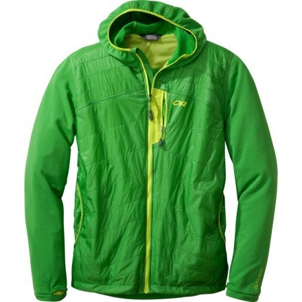 Deviator Hoody, Men's S, Flash/Lemongrass