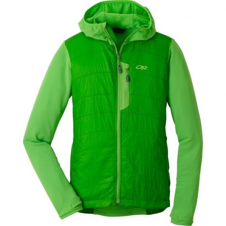 Deviator Hoody, Women's M, Flash/Apple