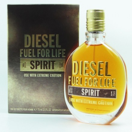 Diesel Fuel for Life Spirit Man EdT 75ml