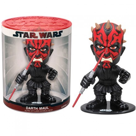 Figur - Bobble Head Darth Maul Funko Force