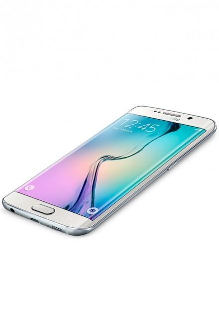 Galaxy S6 Edge 64GB White