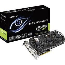 Grafikkort Gigabyte Nvidia? GeForce™ GTX960 4 GB GDDR5