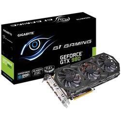 Grafikkort Gigabyte Nvidia? GeForce™ GTX980 G1 Gaming 4 GB GDDR5
