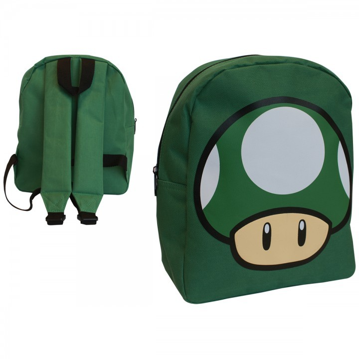 Grön Mini Ryggsäck – 1-up