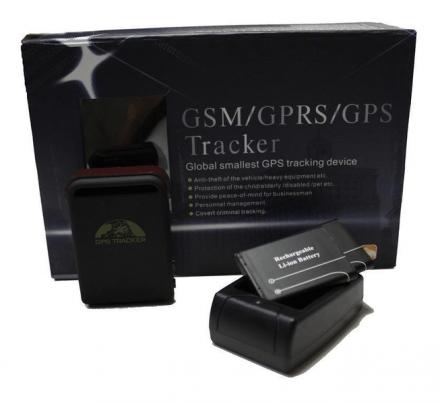 GSM/GPRS/GPS Tracker - TK102-B - Mini