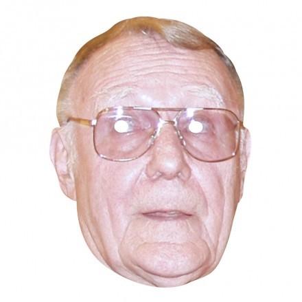 Ingvar Kamprad Pappmask