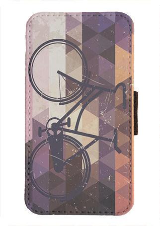 iPhone 4/4s Plånbok Cykel