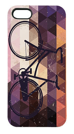 iPhone 5/5s Skal Cykel