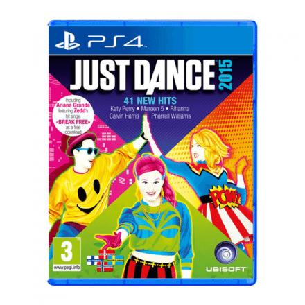 Just Dance 2015 till PS4