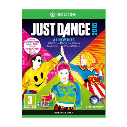 Just Dance 2015 till Xbox One